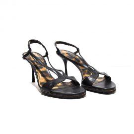 Sandali.Dolce&Gabbana.neri0001