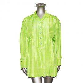 Camicia.Chanel.Verde001