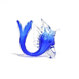 Pesce.vetro.blu.grande001