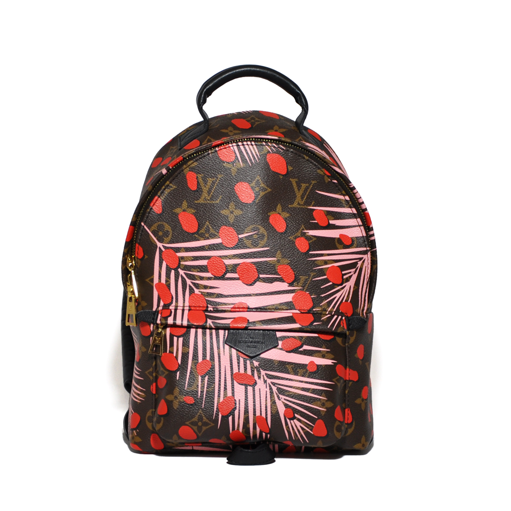 "Zaino ""Louis Vuitton"" Palm Spring Tropical Journey ~ Arte ..."