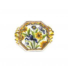 Centrotavola.Castelli.ceramica.dipinta001