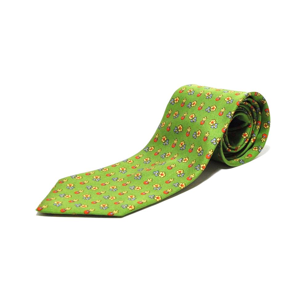 "finest selection 9b55a d0339 Cravatta ""Etro Milano"" verde"