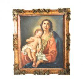 Dipinto.Antico.Maternità0